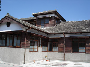Former Hualien Brewery