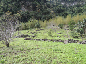 Former site of Fushi Former site of Fushi