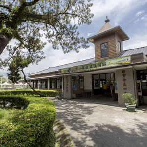 Hualien Railway Culture Park Hall1