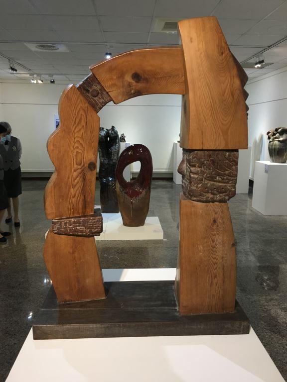 雕塑的力量—台灣雕塑今昔滙展