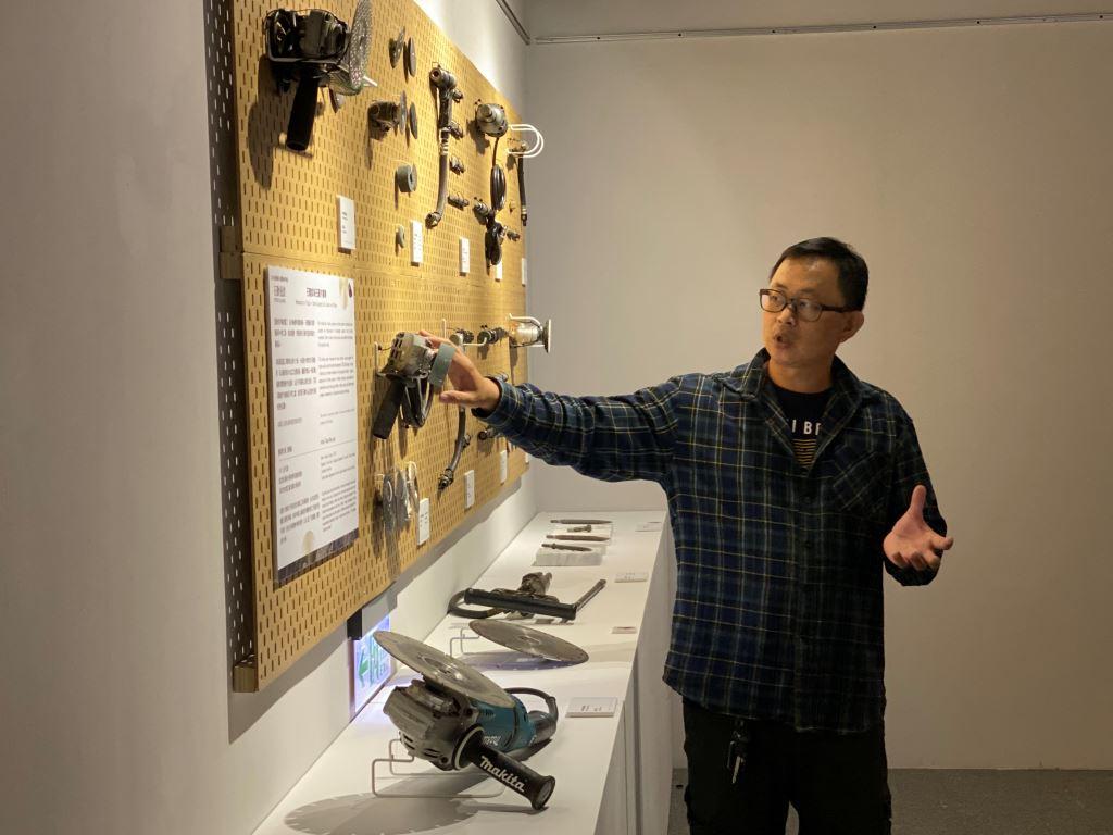 「2020花蓮國際石雕藝術季」11月1日辦理藝術講座-石動遊藝