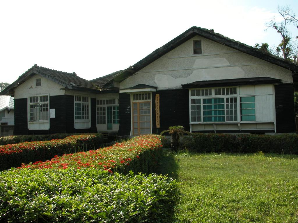 美崙溪畔日式宿舍