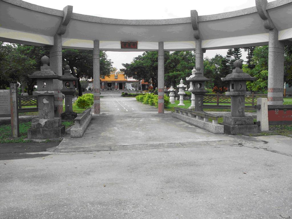 豐田神社參道與遺構(碧蓮寺之週邊設施)