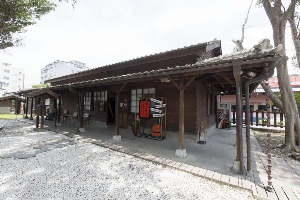 鐵道文化園區二館