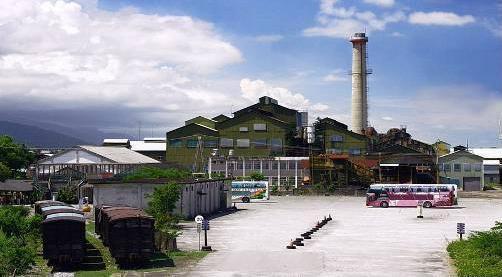 花蓮糖廠製糖工場