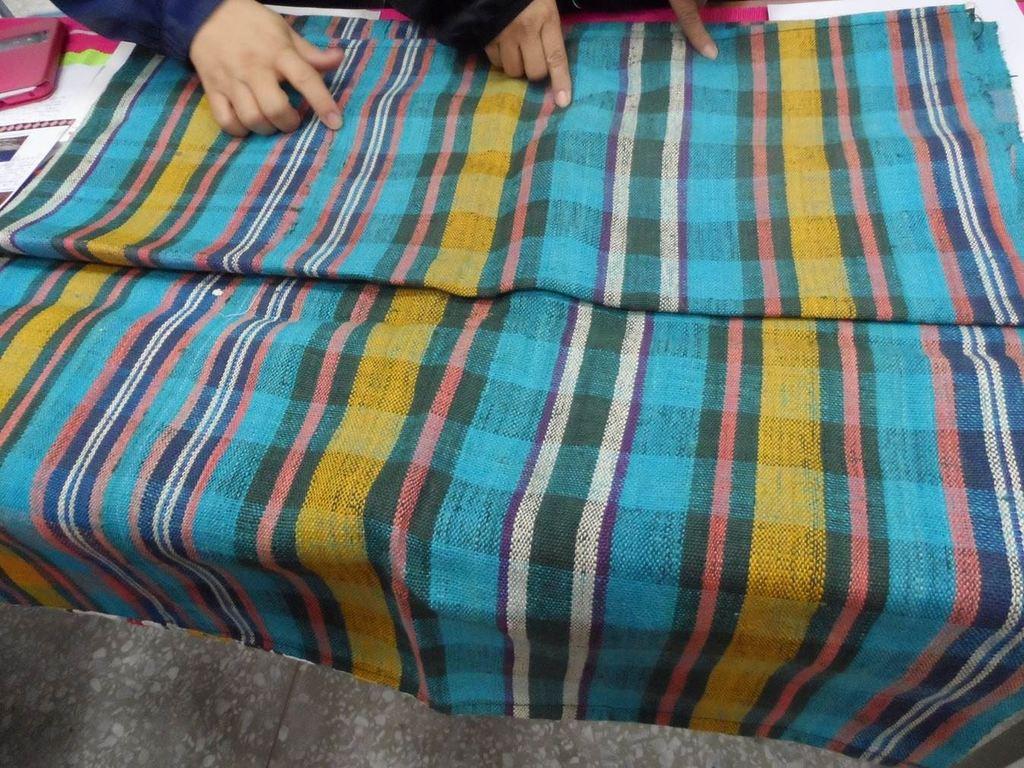賽德克族陶賽(山里)部落傳統編織工藝
