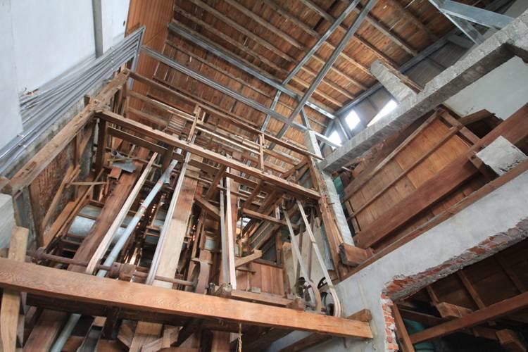 玉里樂合谷豐碾米廠碾米機