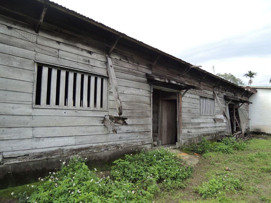 台鐵舊林榮車站倉庫