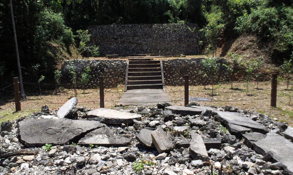 玉里社殘跡