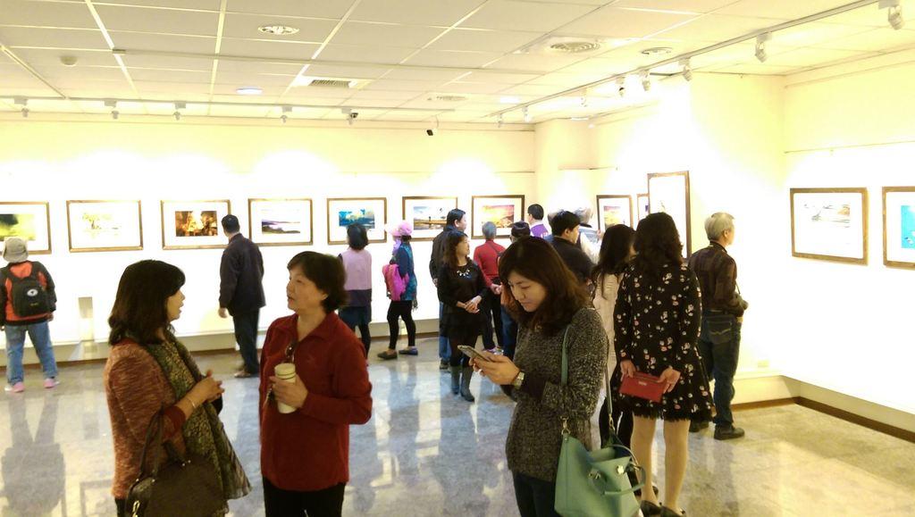 花蓮縣攝影學會「設、攝、色」會員攝影聯展