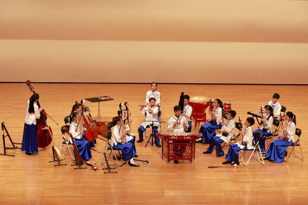 明義國小 - 藝術才能音樂班及國樂班成果發表音樂會