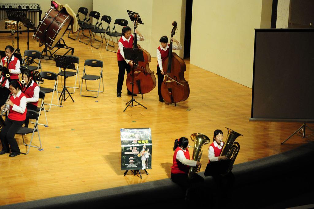 花蓮女中歷屆校友回娘家聯合音樂會