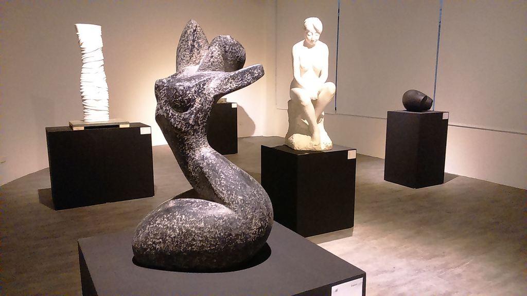 人之初‧藝之美─典藏石雕特展