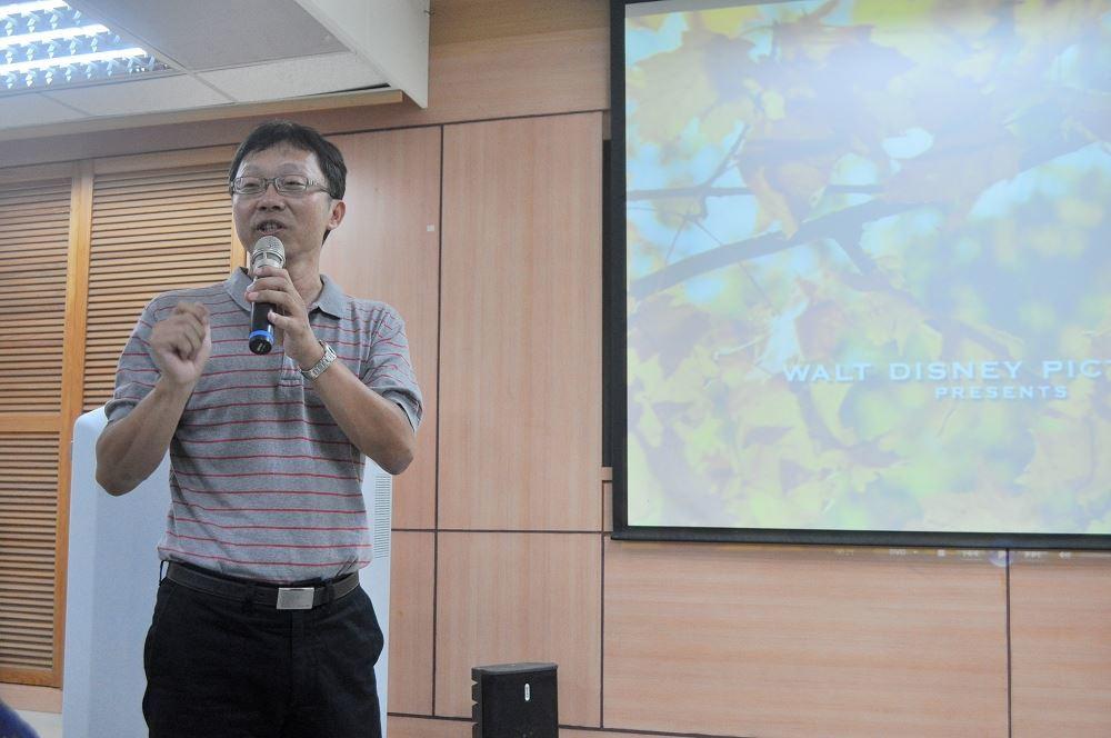 黃文輝老師導讀衝鋒陷陣電影