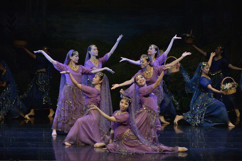 2017太平洋左岸藝術季 -「鹿王與貧女」芭蕾舞劇