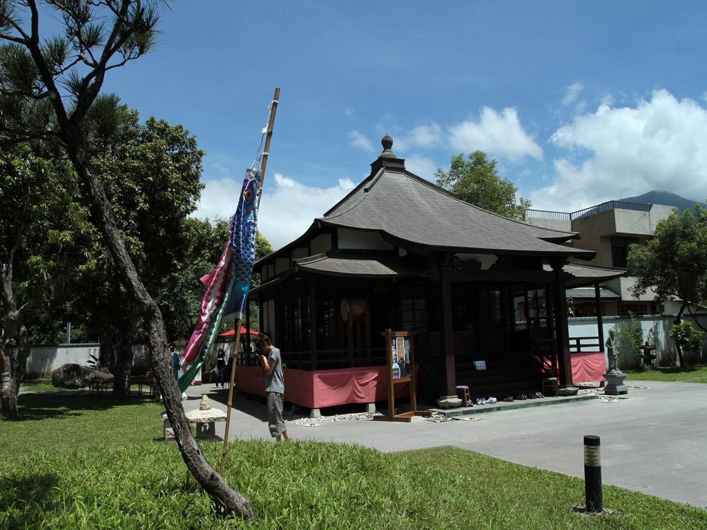 吉安慶修院。拍攝:黃家榮