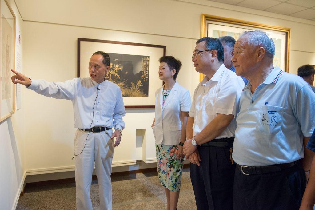 「未嘯已風生─林玉山的繪畫藝術」東部巡迴展