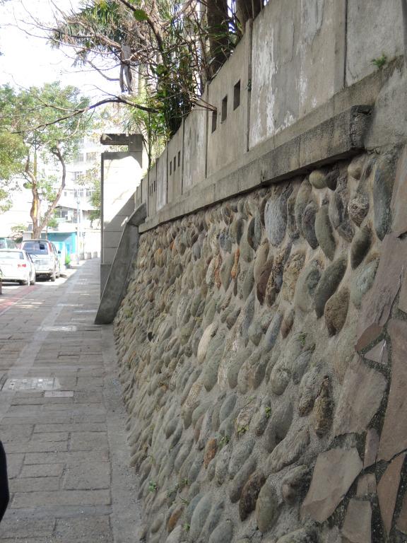 花蓮港小學校圍牆殘蹟