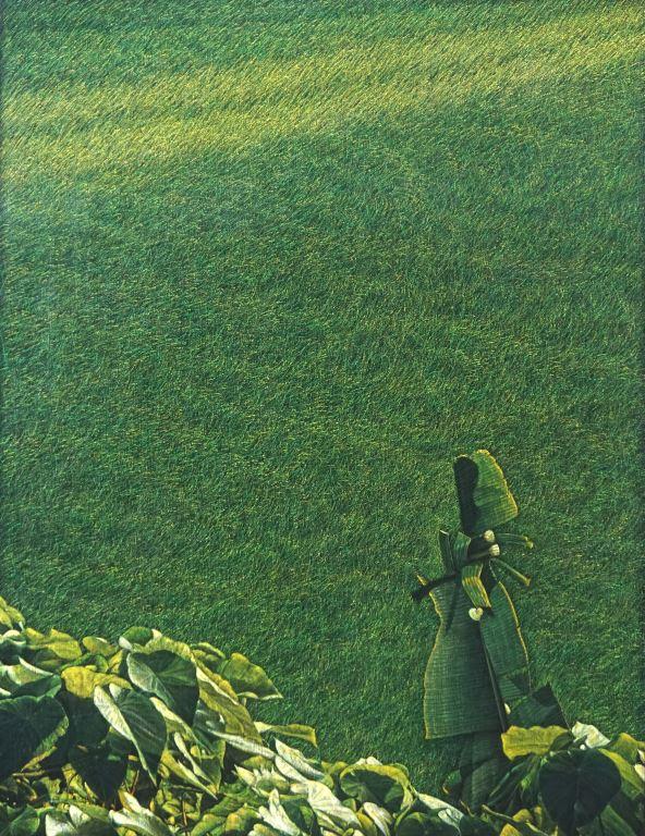 黃銘昌-斜陽(油彩‧畫布)-65x53cm-2000