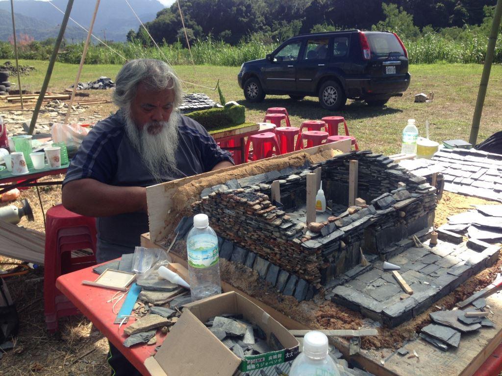 拉庫拉庫溪流域布農族傳統營建技術傳習結訓典禮(1)