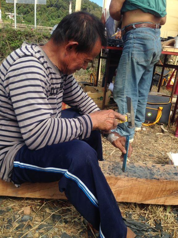 拉庫拉庫溪流域布農族傳統營建技術傳習結訓典禮(4)