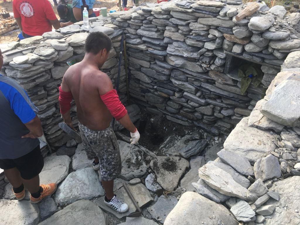 拉庫拉庫溪流域布農族傳統營建技術傳習結訓典禮(5)