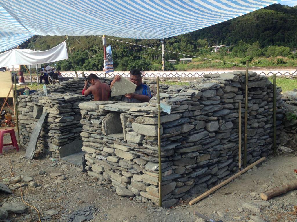 拉庫拉庫溪流域布農族傳統營建技術傳習結訓典禮(6)