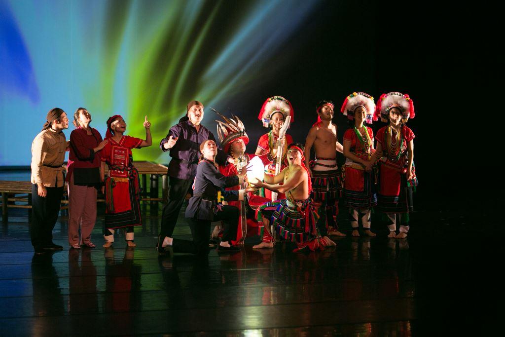 原民樂舞音樂劇 《邦查Pangcah-黃金河之花》(7)