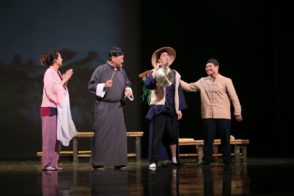 原民樂舞音樂劇 《邦查Pangcah-黃金河之花》(9)