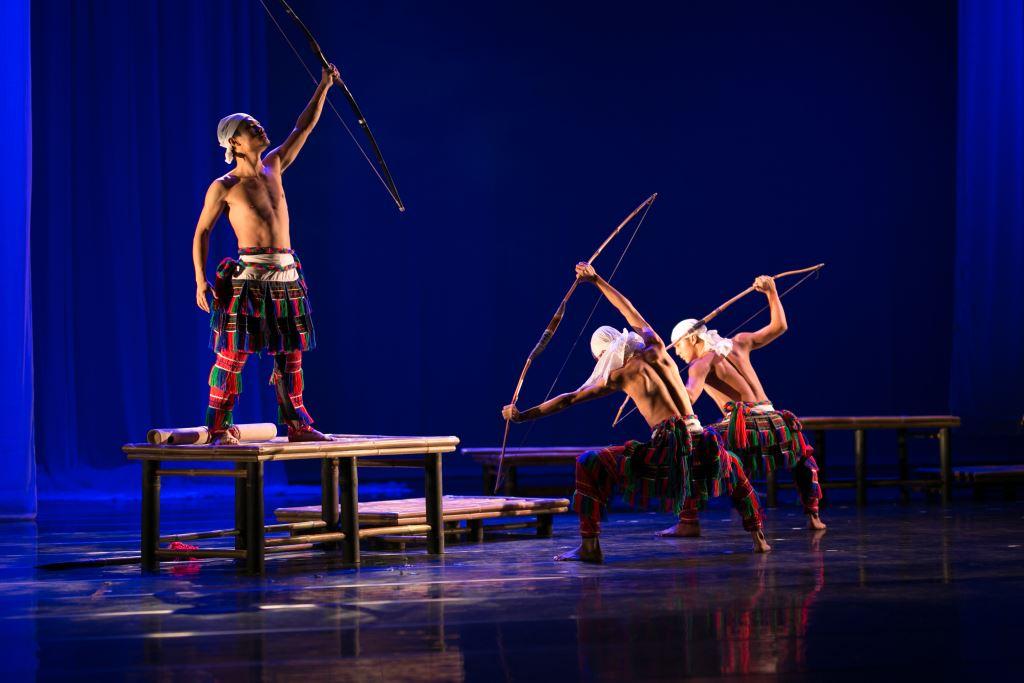 原民樂舞音樂劇 《邦查Pangcah-黃金河之花》(10)