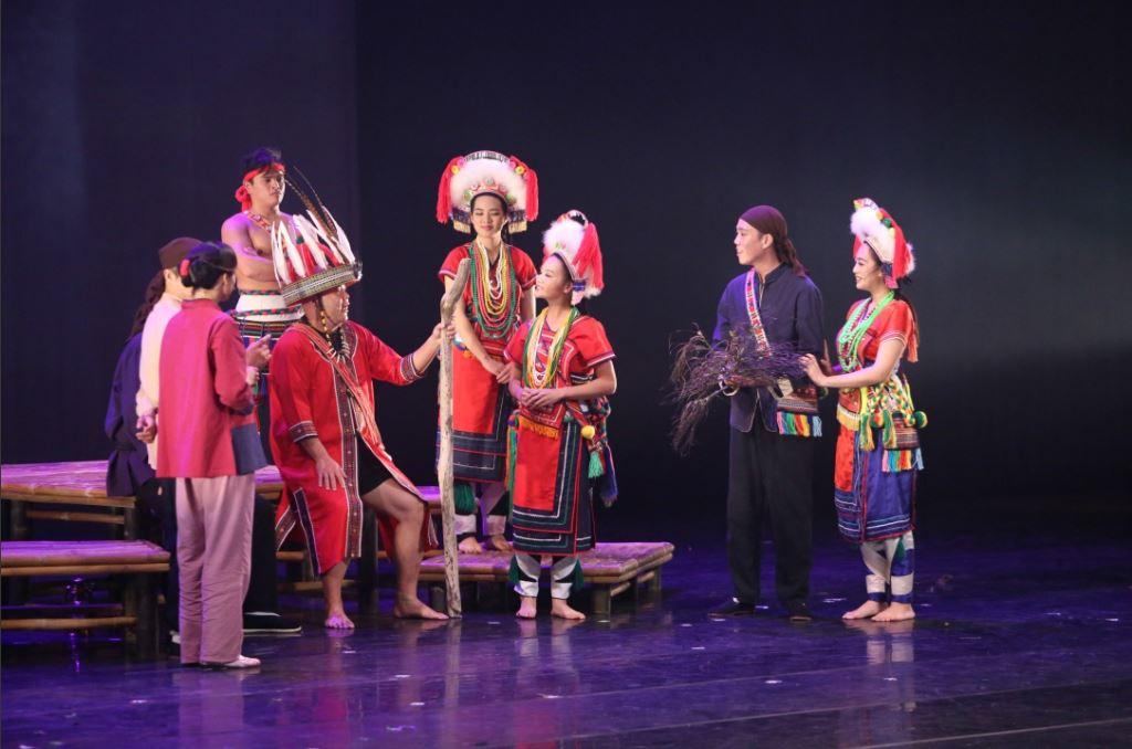 原民樂舞音樂劇 《邦查Pangcah-黃金河之花》(11)