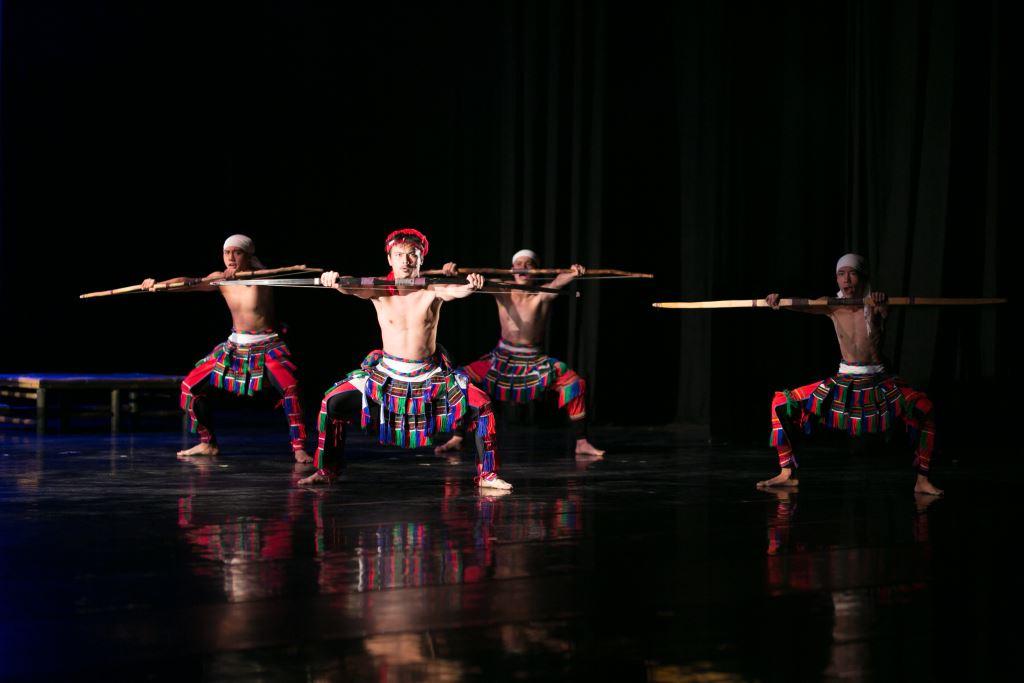 原民樂舞音樂劇 《邦查Pangcah-黃金河之花》(12)