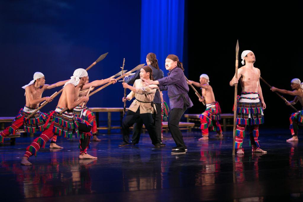 原民樂舞音樂劇 《邦查Pangcah-黃金河之花》(1)