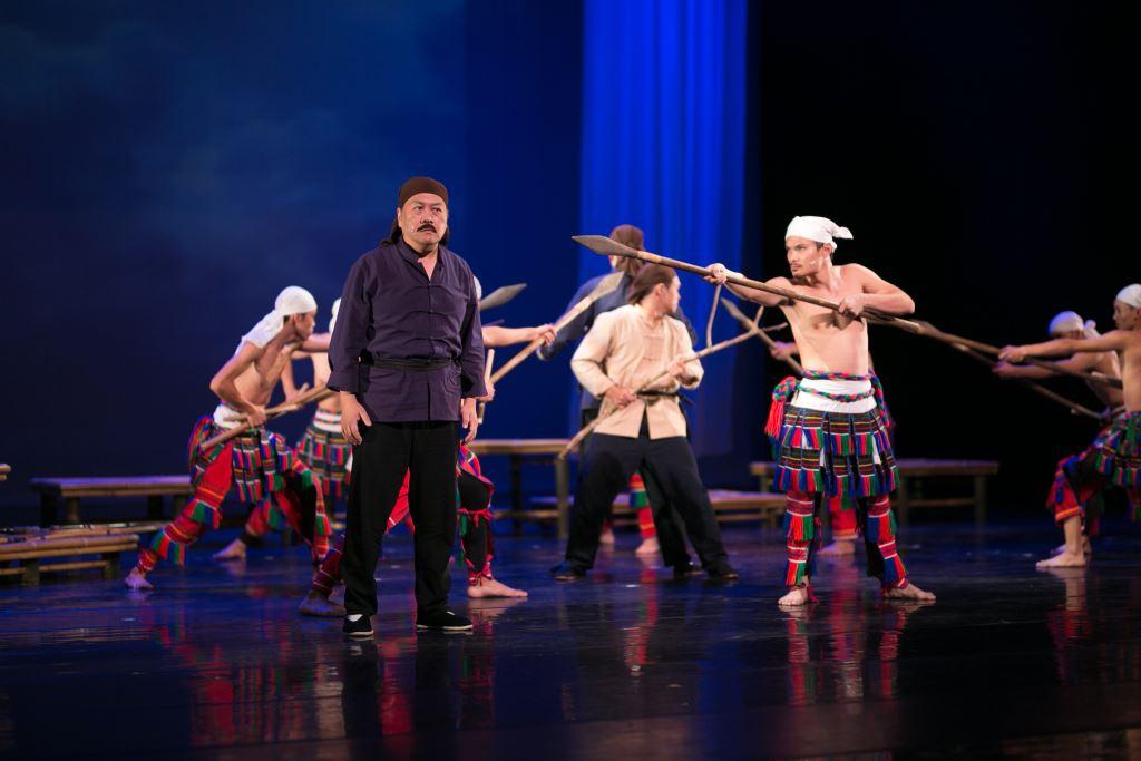 原民樂舞音樂劇 《邦查Pangcah-黃金河之花》(2)