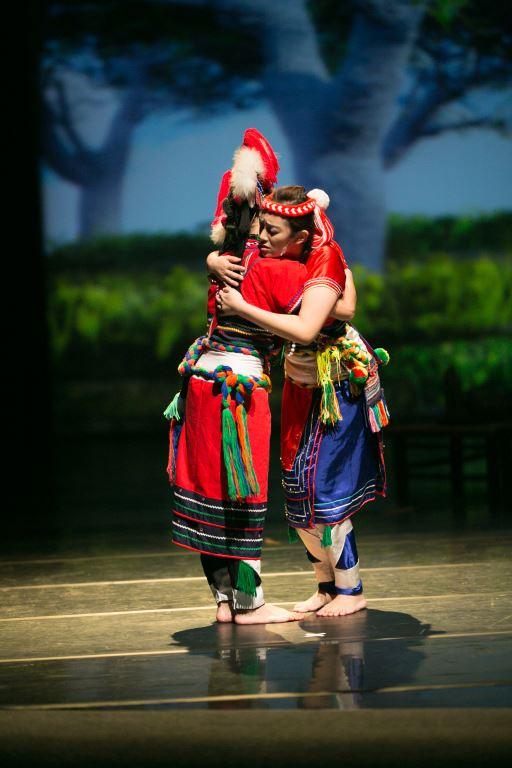 原民樂舞音樂劇 《邦查Pangcah-黃金河之花》(3)