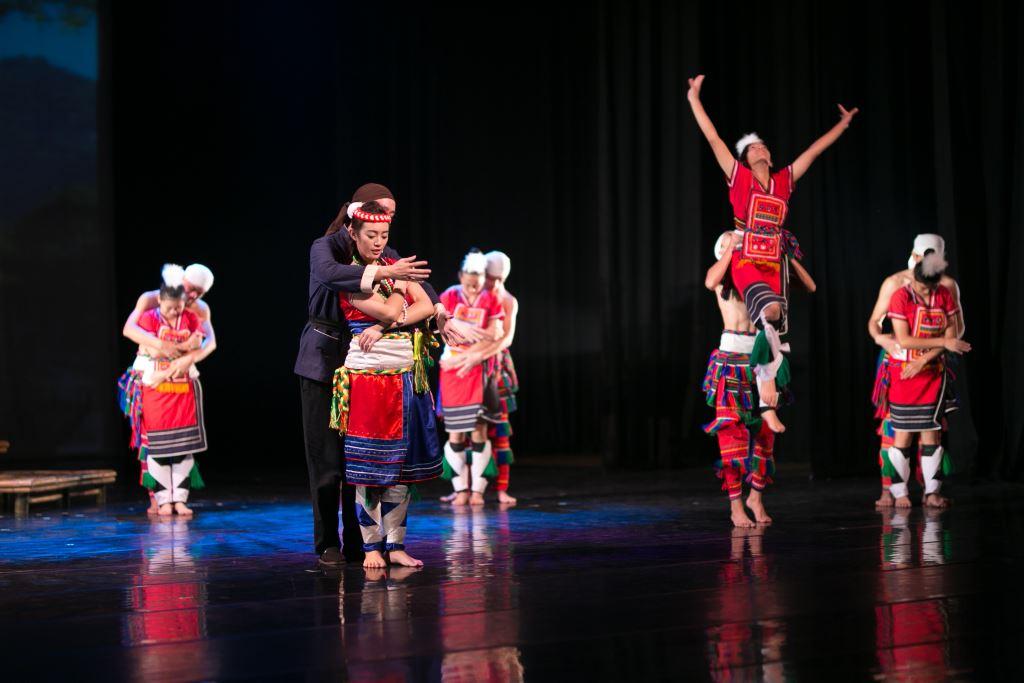 原民樂舞音樂劇 《邦查Pangcah-黃金河之花》(4)
