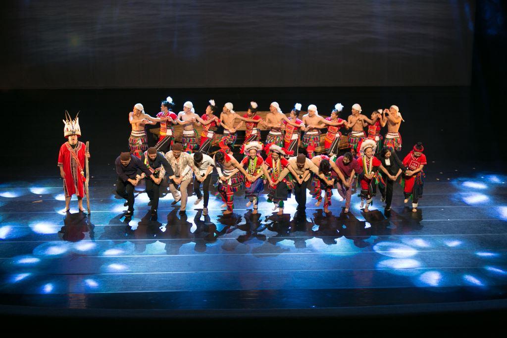 原民樂舞音樂劇 《邦查Pangcah-黃金河之花》(5)