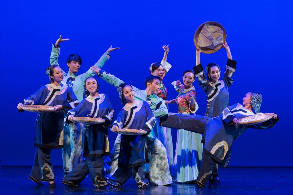 紅瓦民族舞蹈團~[黑水溝外的春天]客家系列(2)
