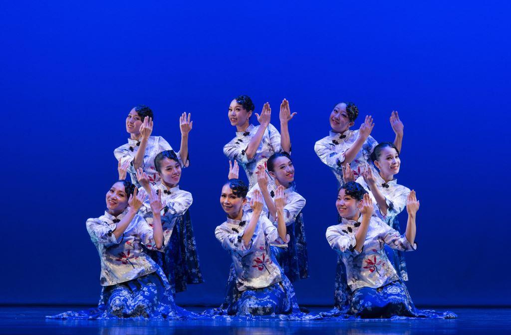 紅瓦民族舞蹈團~[黑水溝外的春天]客家系列(3)