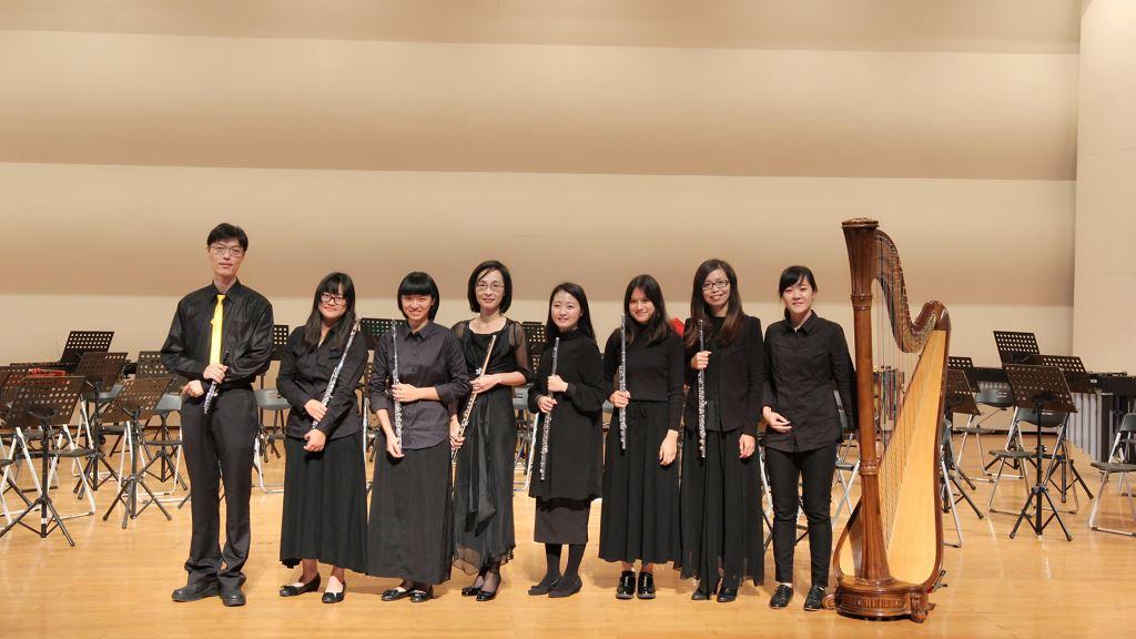 花蓮管樂團 新年音樂會(3)