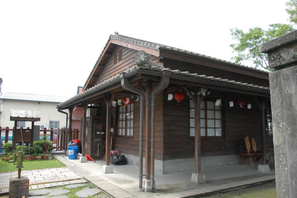 台鐵花蓮舊工務段、舊警務段建築群    中國科技大學 提供