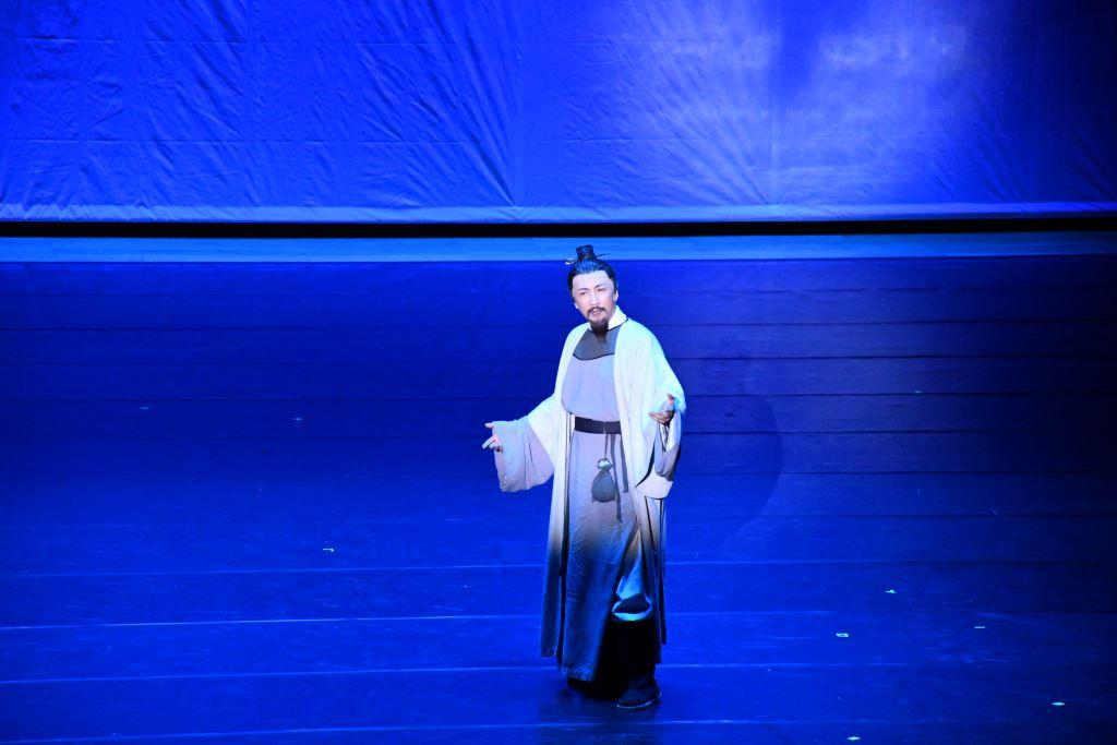 廣東省話劇院舞台劇《韓文公》交流演出(2)