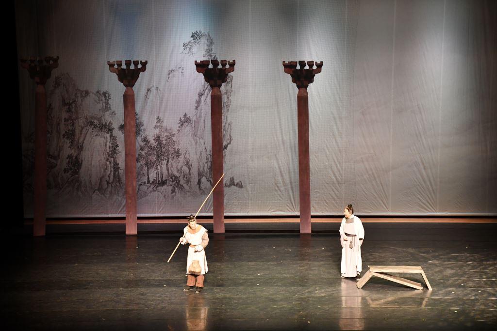 廣東省話劇院舞台劇《韓文公》交流演出(5)