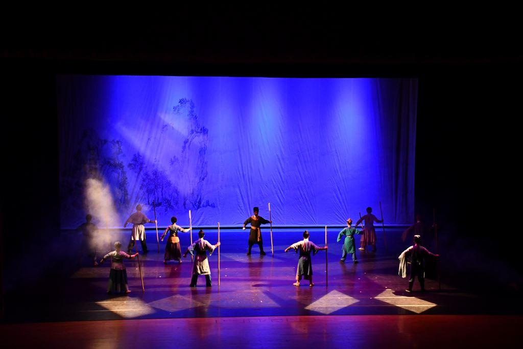 廣東省話劇院舞台劇《韓文公》交流演出(6)
