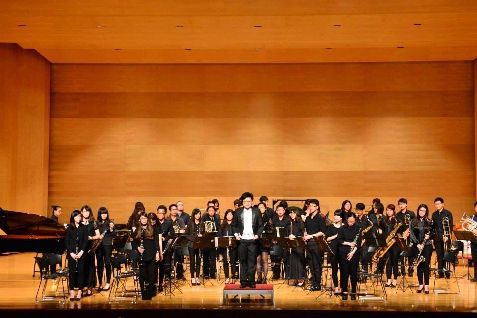 第七屆國立東華大學音樂系管樂團2018春季巡迴