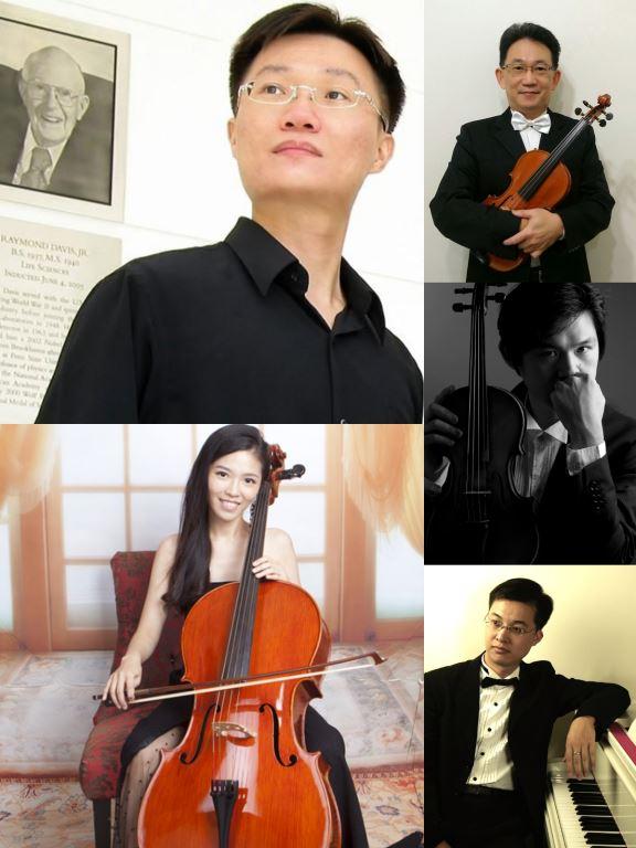 音緣際會~弦樂與鋼琴的對話(7)