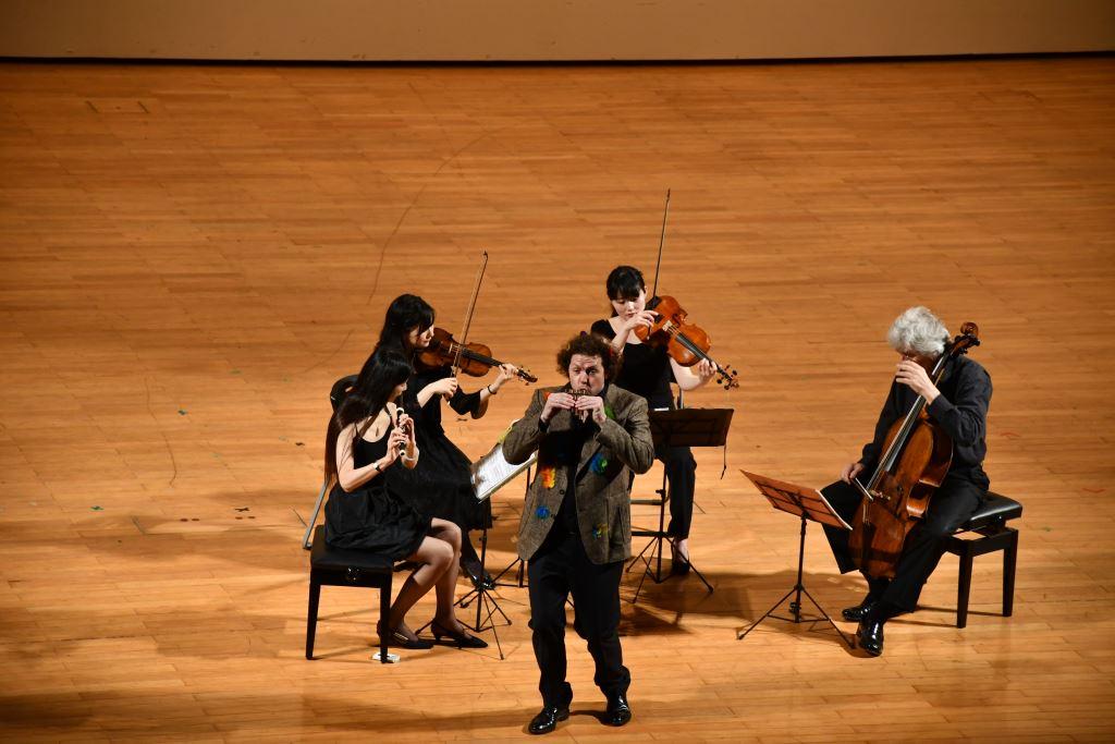 2018太平洋左岸藝術季 福爾摩沙巴洛克古樂團《莫札特長笛四重奏X魔笛》(8)