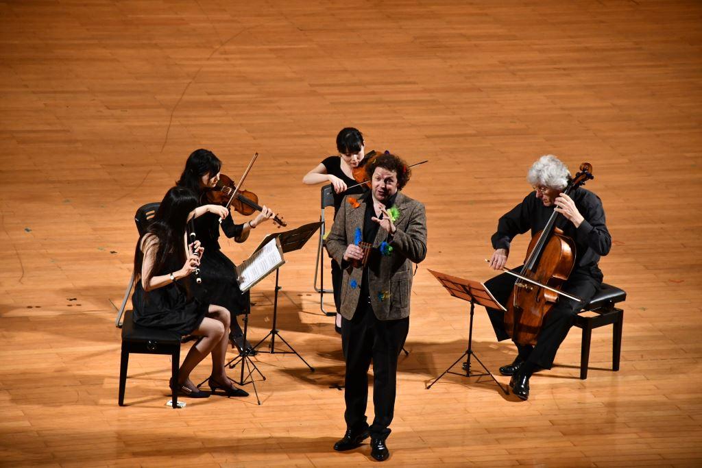 2018太平洋左岸藝術季 福爾摩沙巴洛克古樂團《莫札特長笛四重奏X魔笛》(10)