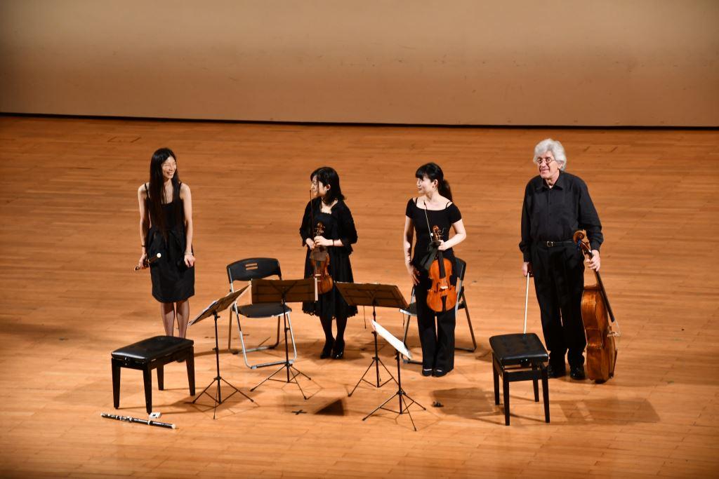 2018太平洋左岸藝術季 福爾摩沙巴洛克古樂團《莫札特長笛四重奏X魔笛》(2)