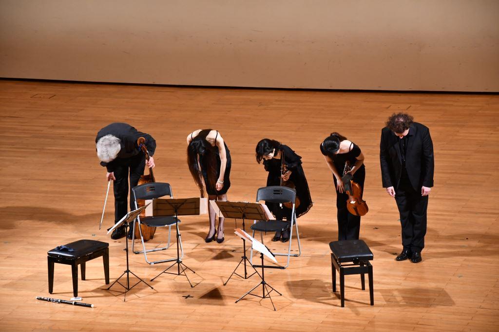 2018太平洋左岸藝術季 福爾摩沙巴洛克古樂團《莫札特長笛四重奏X魔笛》(5)